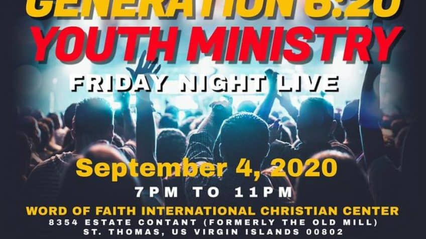 Generation 6:20 Youth Service