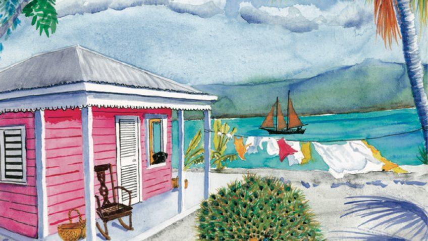Virgin Island Tiny Home